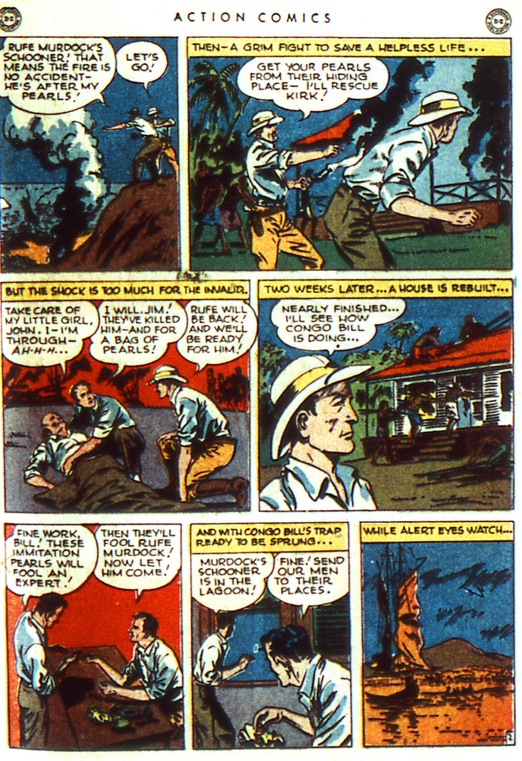 Read online Action Comics (1938) comic -  Issue #98 - 31