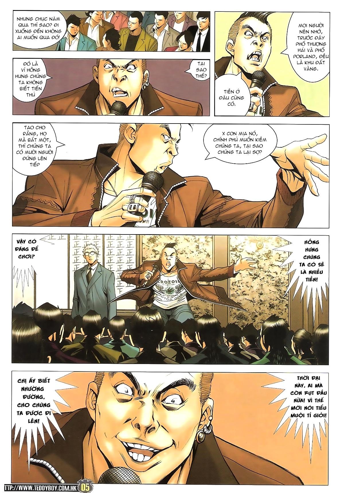 Người Trong Giang Hồ - Chapter 1594: Đêm yên tĩnh - Pic 4