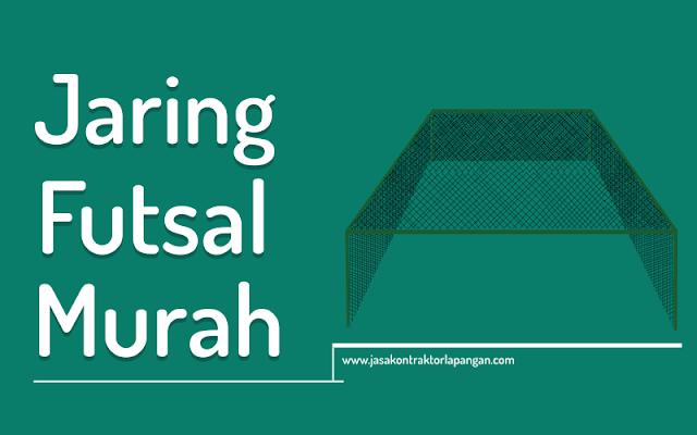 Jual Jaring Lapangan Futsal