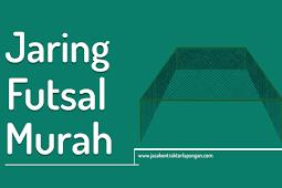 √ Jaring Lapangan Futsal Outdoor