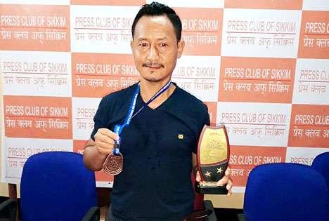 Amar Subba, Sikkim's Marathon Man