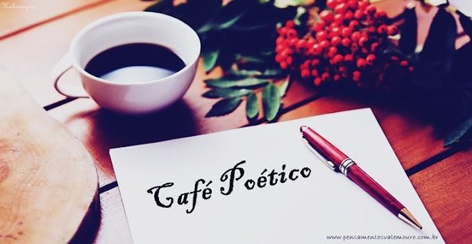 Café Poético: Michael Mendes