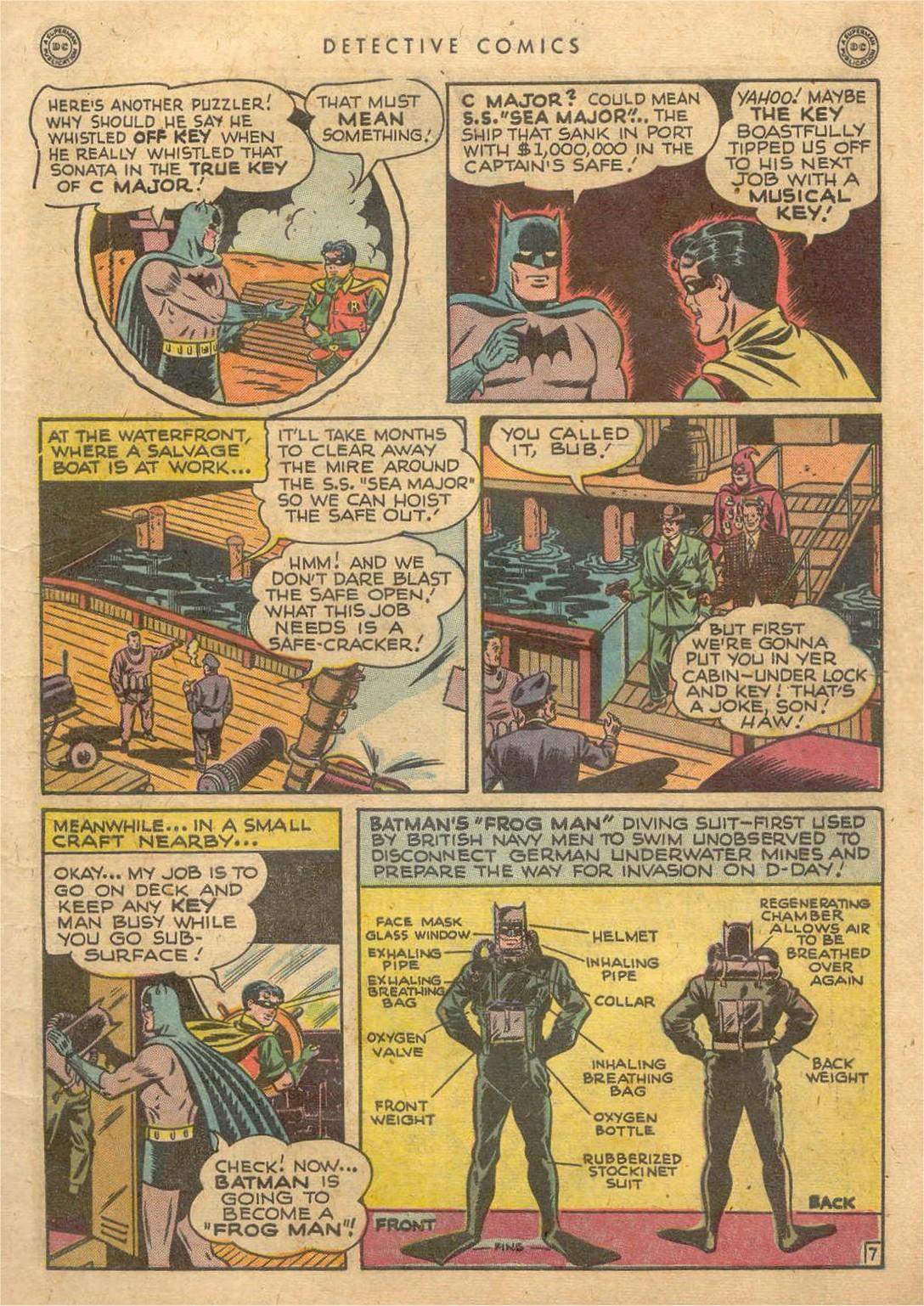 Read online Detective Comics (1937) comic -  Issue #132 - 9