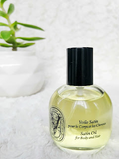 Diptyque Satin Oil