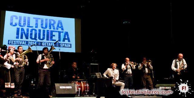 Festival, Cultura Inquieta, 2016, Goran Bregovic