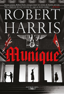 Munique, de Robert Harris