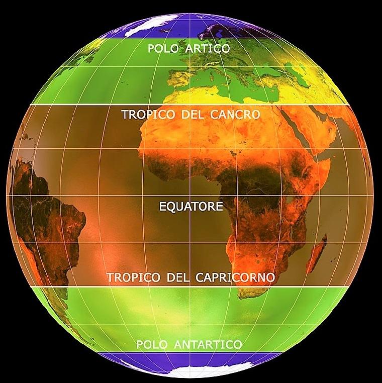 Cartina Mondo Tropici.Si Esagerazione Remo Cartina Del Mondo Divisa In Fasce Sul Clima Settimanaciclisticalombarda It