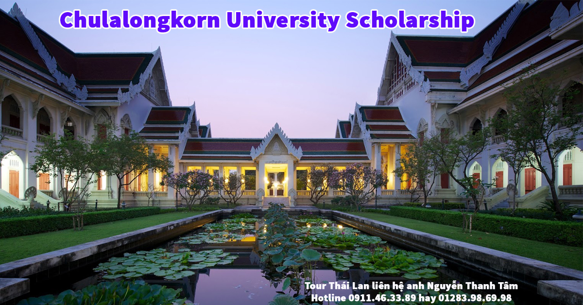 Chulalongkorn University Scholarship