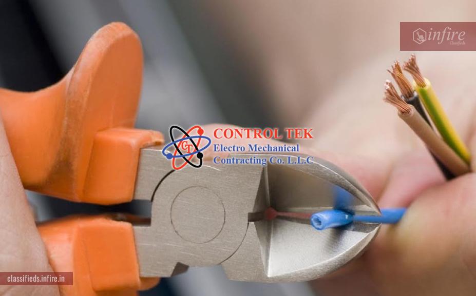 CONTROL TEK - Electro Mechanical Contracting Co. L.L.C, BUSINESS BAY, DUBAI, UAE