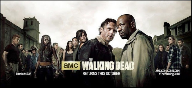 Novo poster de The Walking Dead – 6 temporada