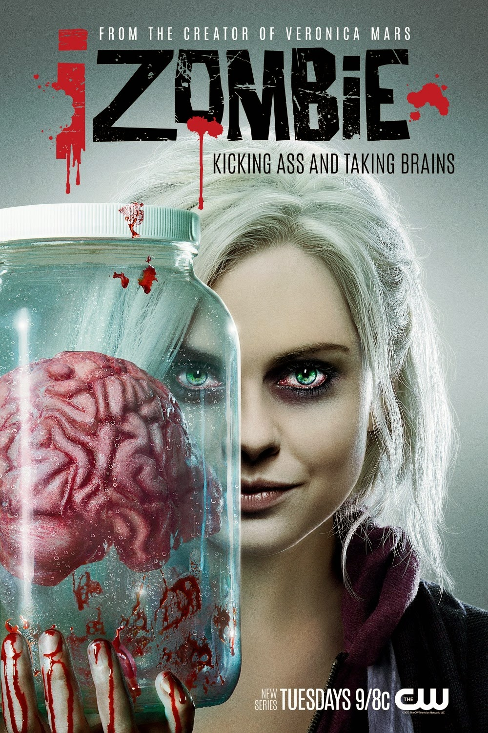 iZombie One Sheet Television Poster