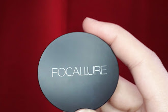 Review : Focallure color mix blush on