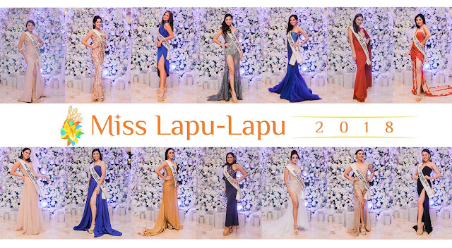 Miss Lapu-Lapu 2018 Official Candidates