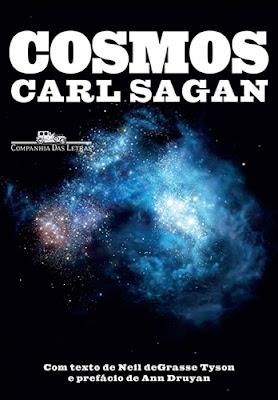 Cosmos (nova edição), de Carl Sagan