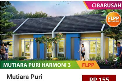 Mutiara Puri Harmoni 3,Serang Baru,Bekasi