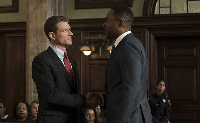 Chicago Justice - Uncertainty Principle - Advance Preview