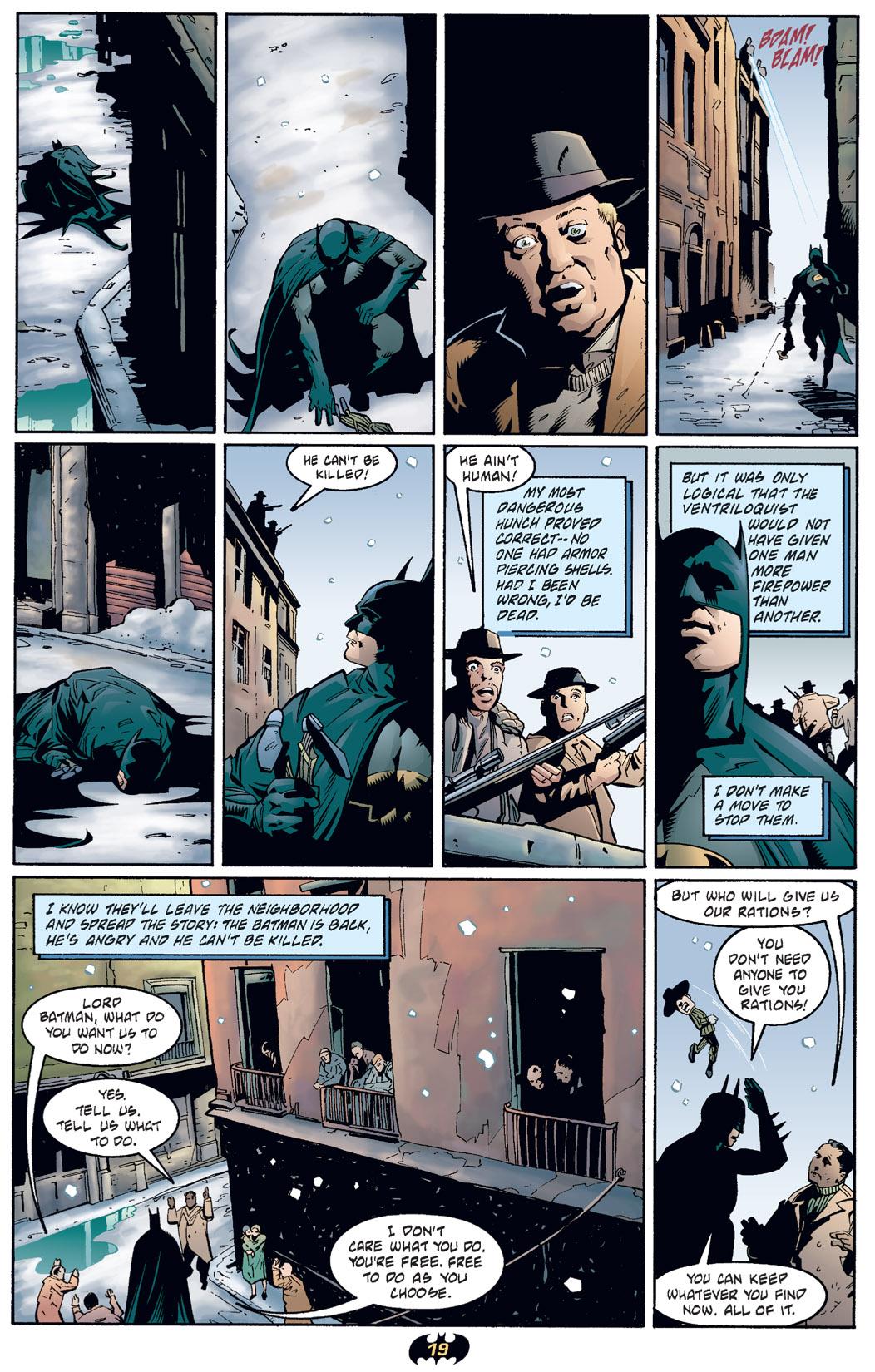 Detective Comics (1937) 730 Page 19