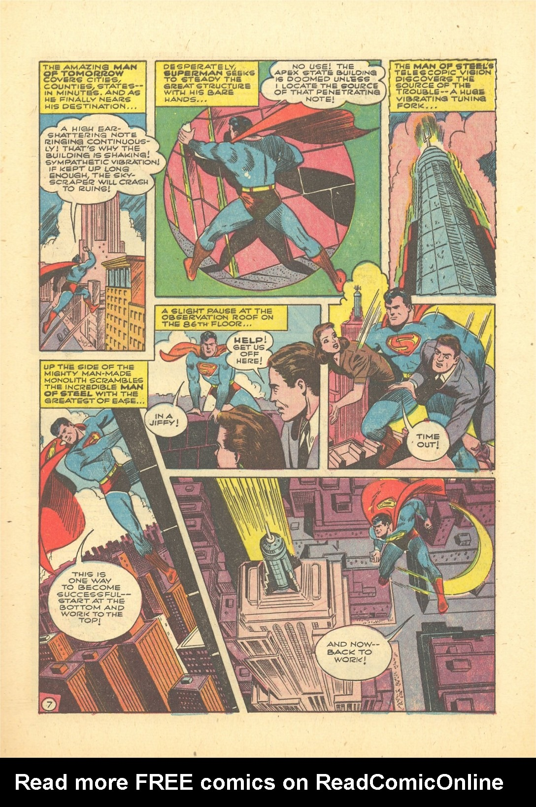 Action Comics (1938) 56 Page 7