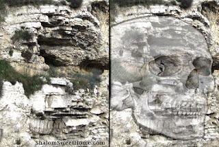 bible  evidence golgotha crucifixion tomb  jesus
