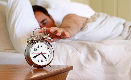 Dificuldade de acordar
