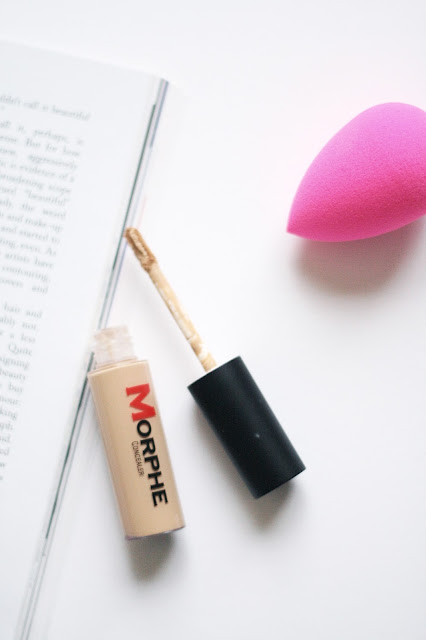 Shade nude, concealer, morphe, make up, beauty blogger