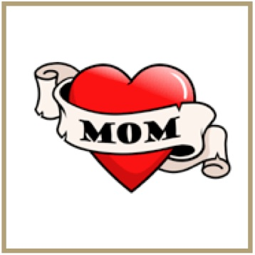 sarimotley cosmetics: mom's the word