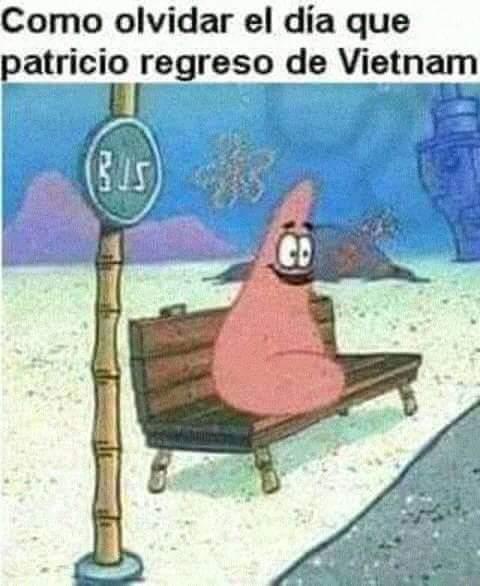 Memes Patricio Y