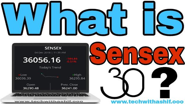 what is sensex?, what is sensex 30?, sensex