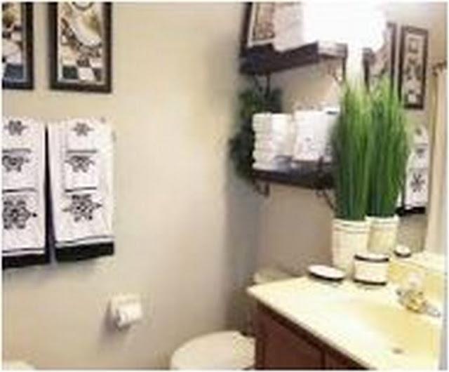 Inexpensive Decorating Ideas For Bathroom ID FB12