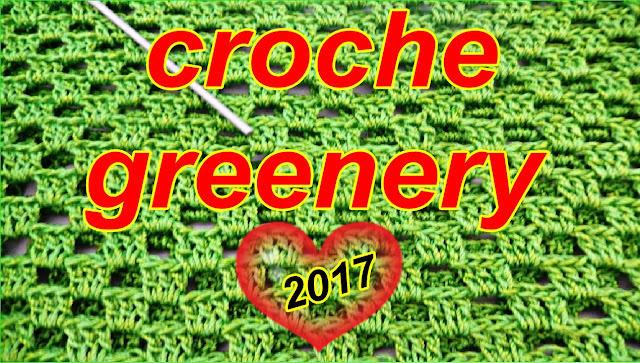 greenery a cor de 2017 com aprender croche edinir croche videos