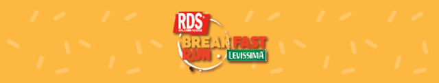RDS Breakfast Run Levissima
