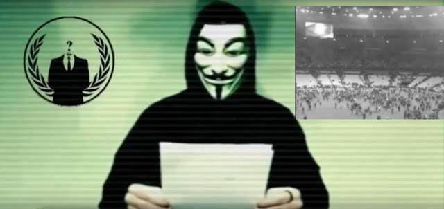 Anonymous estão mirando o grupo terrorista do Estado Islâmico