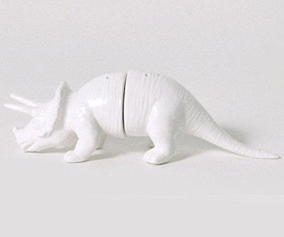 Triceratops Salt and Pepper Shakers