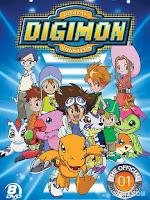 Cuộc Phiêu Lưu Của Những Con Thú Digimon (Phần 1)
