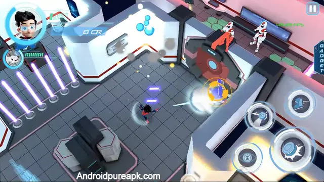 Ejen Ali : Emergency Apk Download Mod