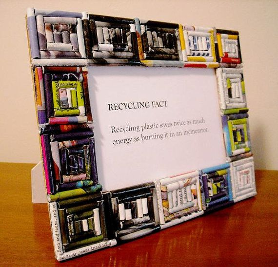 Diy amazing recycled magazines crafts that will inspire for Amazing recycling projects