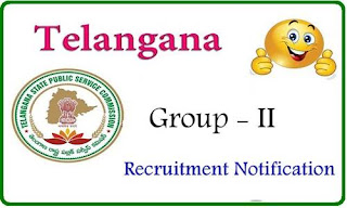 TSPSC Group 2 Notification 2016 for 1032 Vacancies