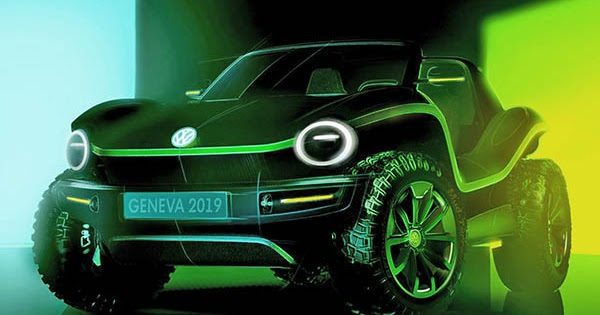 Burlappcar: All new VW Electric Buggy concept