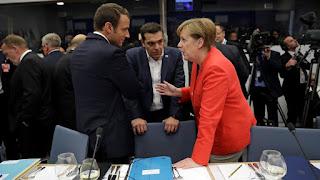 Τσίπρας καλεί Μέρκελ και Μακρόν ενόψει του νέου αδιεξόδου