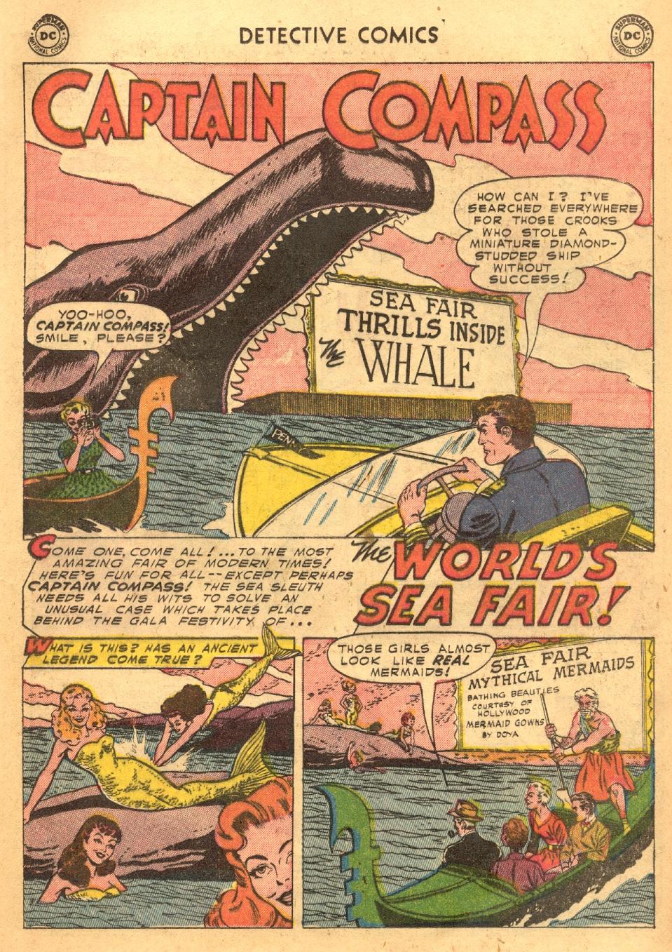 Detective Comics (1937) 217 Page 16