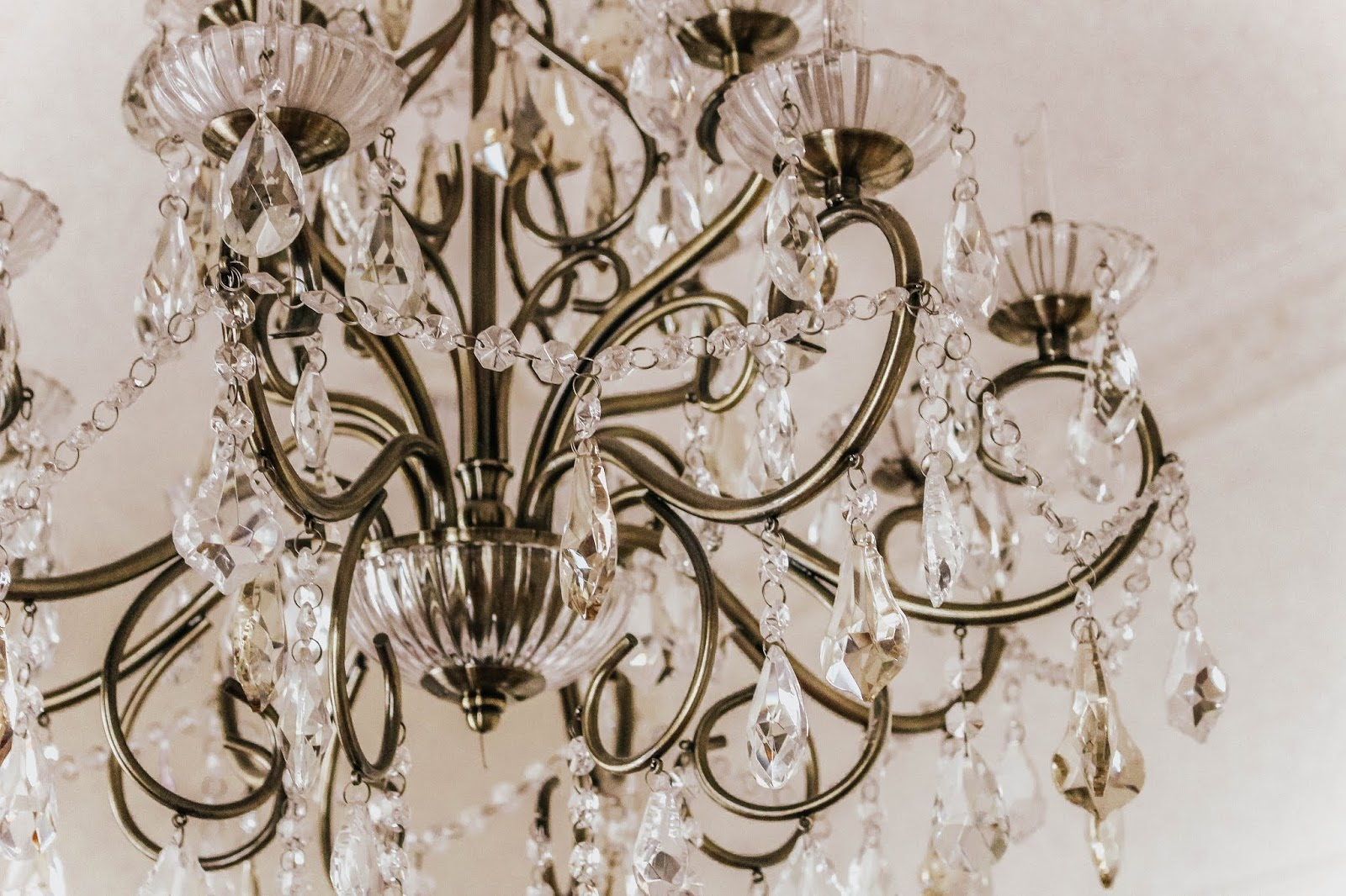 Luxury London Hotel Chandelier