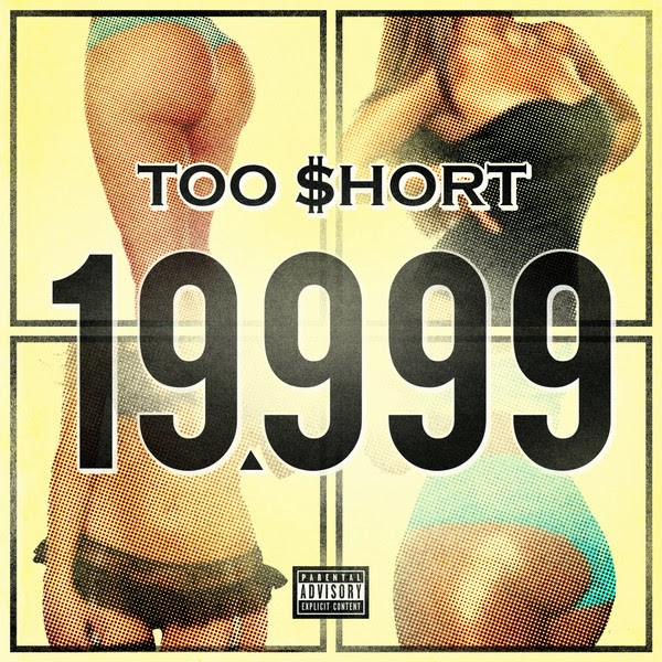 Too $hort - 19,999 - Single Cover