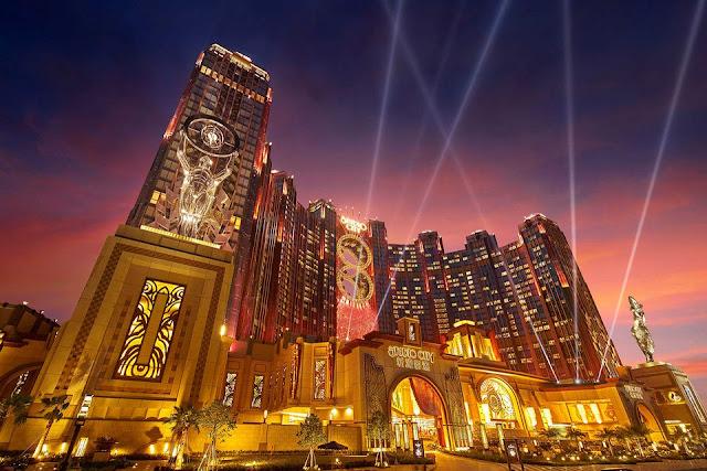 Macau's casino company wants to call half a billion dollars in virtual money p2