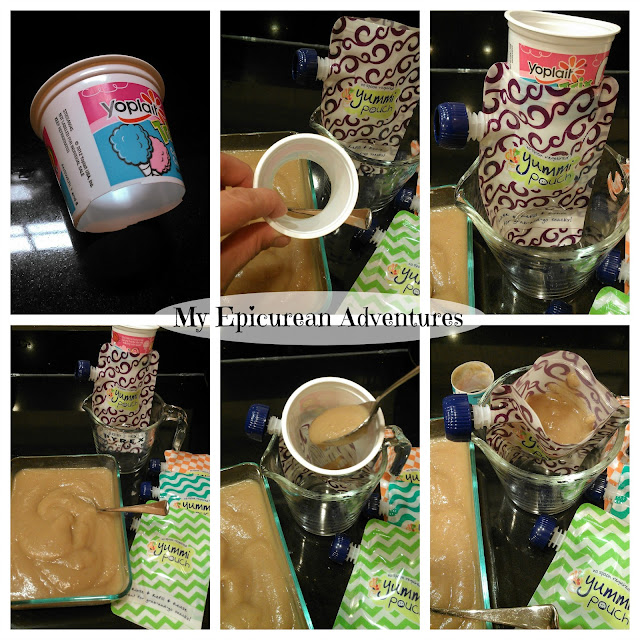 My Epicurean Adventures: how to fill my yummi pouch #yummipouch