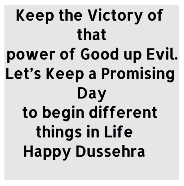 Happy Dussehra Best Wishes
