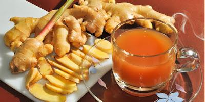 Ketahuilah 7 Makanan Untuk Meredakan Kram Perut