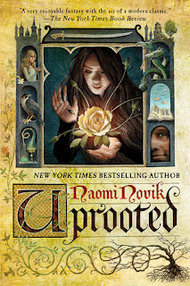 Book review of Uprooted by Naomi Novik by freshfromthe.com.