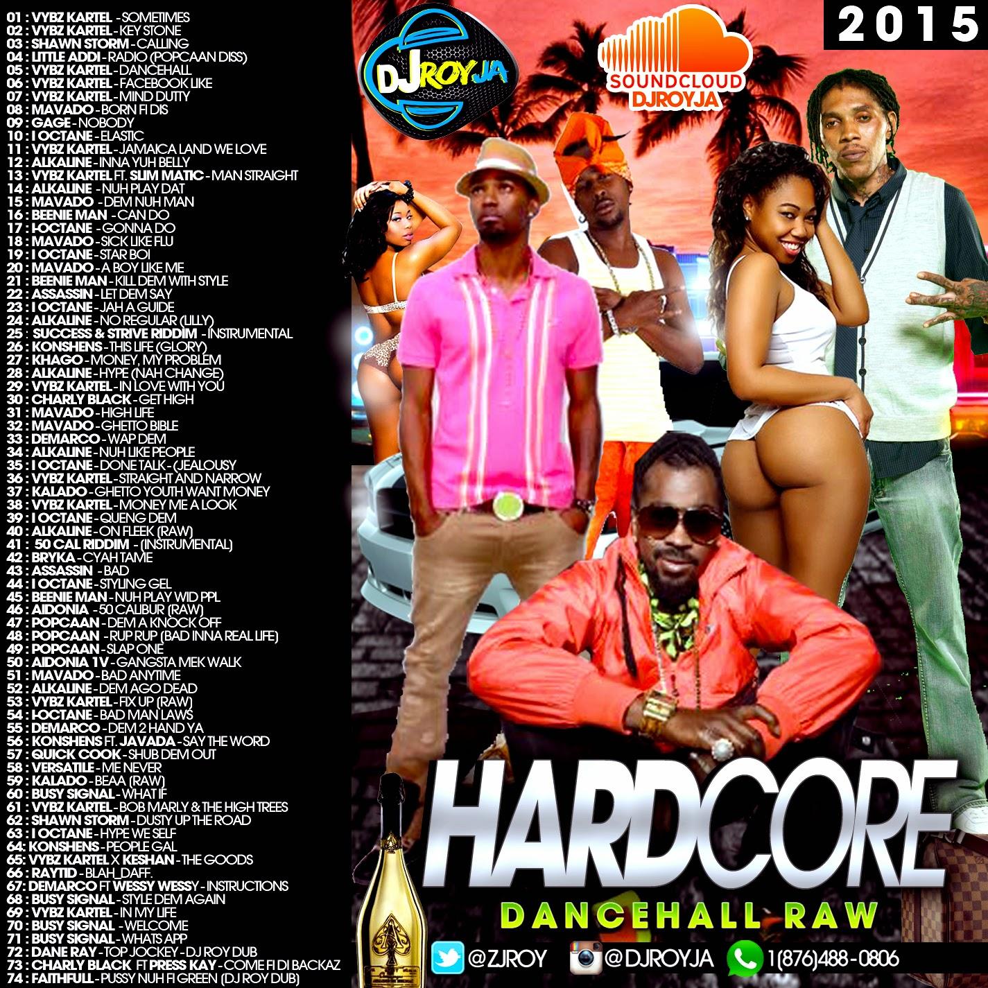 Hardcore Dancehall 91