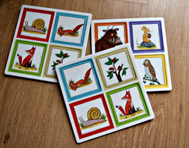 Gruffalo My First Memory Game | A Review