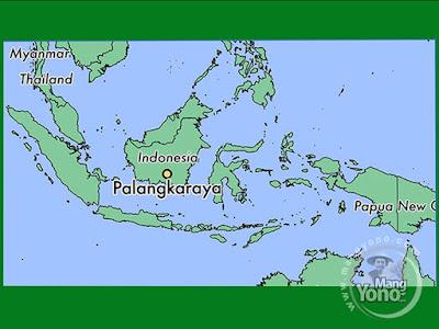 Palangkaraya KALTENG Dinilai Tak Cocok Jadi Ibu Kota Negara Indoneisa